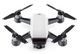 DJI Spark Fly More Combo Alpine White Refurbished