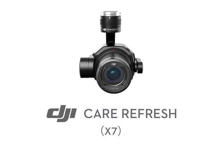DJI Care Refresh Zenmuse X7