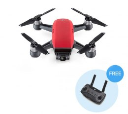 DJI Spark Lava Red + Aparatura OUTLET