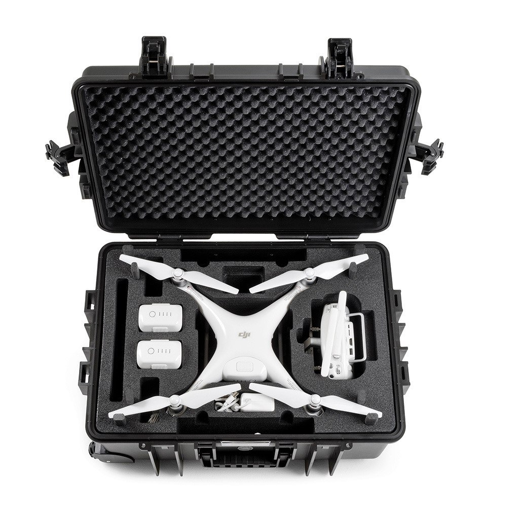 Walizka B&W typ 6700 do DJI Phantom 4 RTK / Pro / Advanced / Obsidian czarna