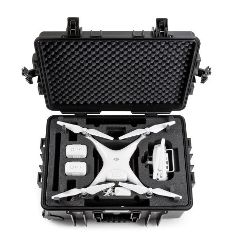 Walizka B&W typ 6700 do DJI Phantom 4 RTK / Pro / Advanced / Obsidian - czarna