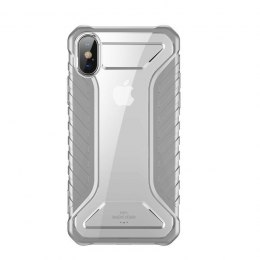 Odporne etui Baseus Michelin Case do iPhone XS Max (szare)