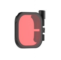Filtr PolarPro Red do GoPro Hero 8 Black