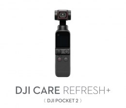 DJI Care Refresh + Pocket 2 (Osmo Pocket 2) - kod elektroniczny