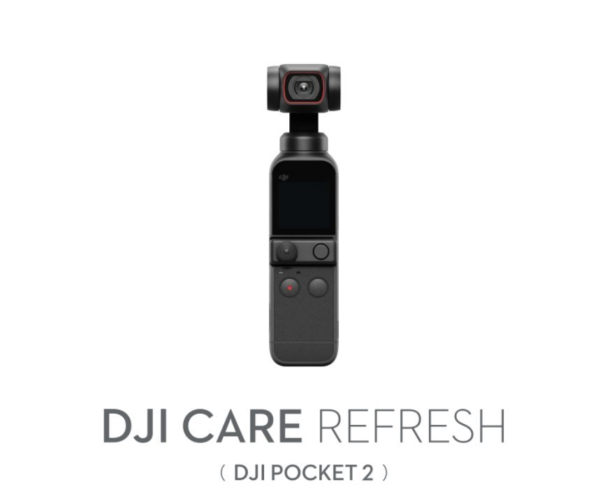 DJI Care Refresh Pocket 2 (Osmo Pocket 2 - dwuletni plan)