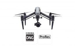 DJI Inspire 2 X5S Advanced Kit (licencje + cendence)