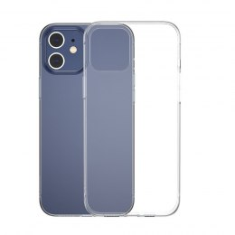 Etui Baseus Simplicity Case do iPhone 12 Mini (przezroczyste)